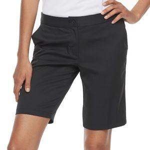 Nike Women's Dri Fit Flex Golf Shorts Black